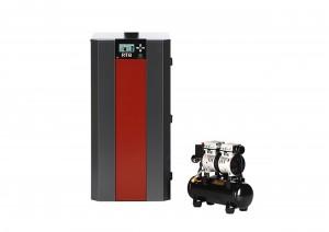 RTB10/RTB16 with compressor
