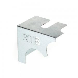 Shield for RTB50 burner