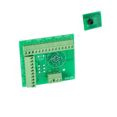 Burner print 12PIN NTC flat photo sensor