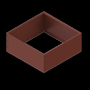 Universal hopper 60x60 extension / 80x80 extension