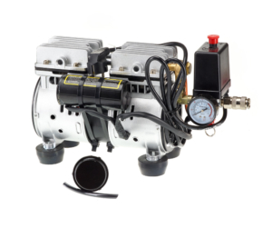 Compressor low noise stand alone