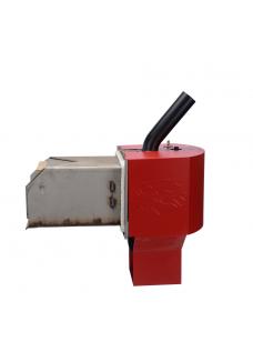 Wood pellet burner 80kW
