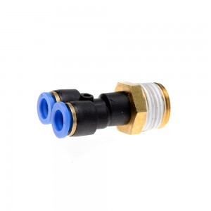 """Y coupling 8mm x 1/2"""""""
