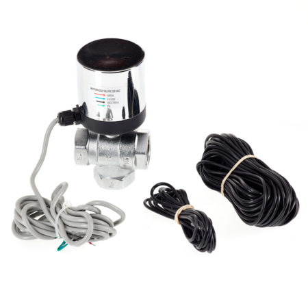"3 ways motorized valve 1"" kit"
