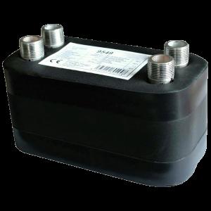 DV193-30E Plate Heat Exchanger, insulated
