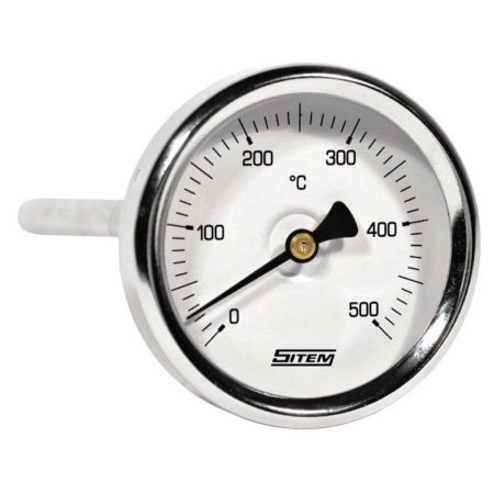 Thermometer stem type