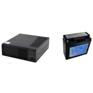 PG 500 Battery power supply 18Ah battery