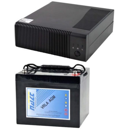 PG 500 Backup power supply 44Ah battery
