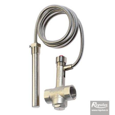 BVTS thermal safety relief valve nickel plated